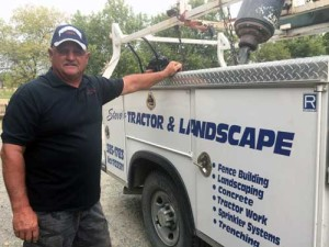 Steve, owner of Steve's Tractor and Landscape serving Red Bluff, Corning, Tehama, Redding, Willows, Orland, Chico, Oroville, Paradise.