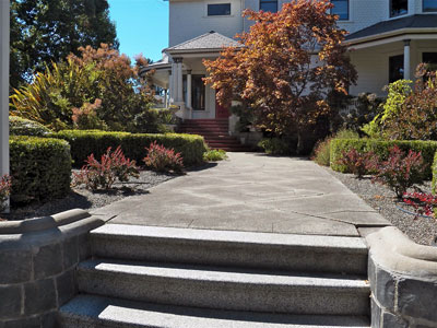 concretewalkway